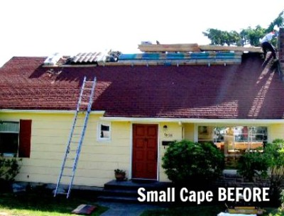 Before & After: A Cozy Cape Cod Gets a Makeover