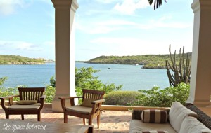 Caracao house from The Bachelorette-water view