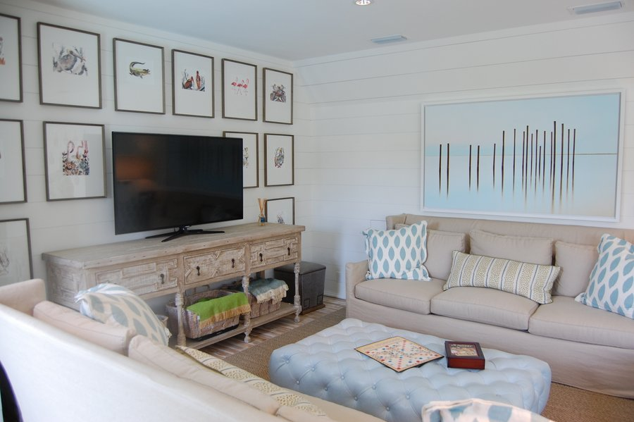Coastal Living Ultimate Beach House-game room 2 - Hooked on Houses