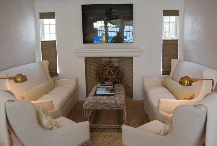 Coastal Living Ultimate Beach House-sitting room off ...