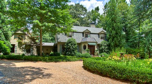 Dutch colonial for sale in atlanta hooked on houses for Dutch colonial house for sale