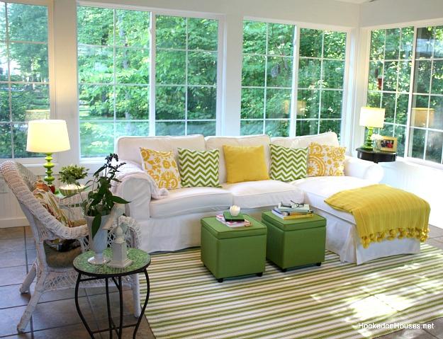 Ektorp sofa sunroom 2