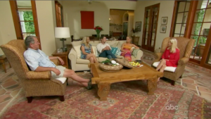 Emily Maynard's Family on The Bachelorette in Curacao