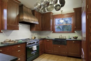 Laurelhurst 1912 Craftsman kitchen after