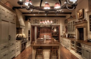 Sagee Manor kitchen 2