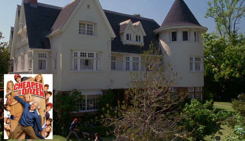Inside The Real House From Cheaper By The Dozen