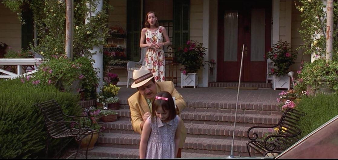Matilda Miss Honeys House