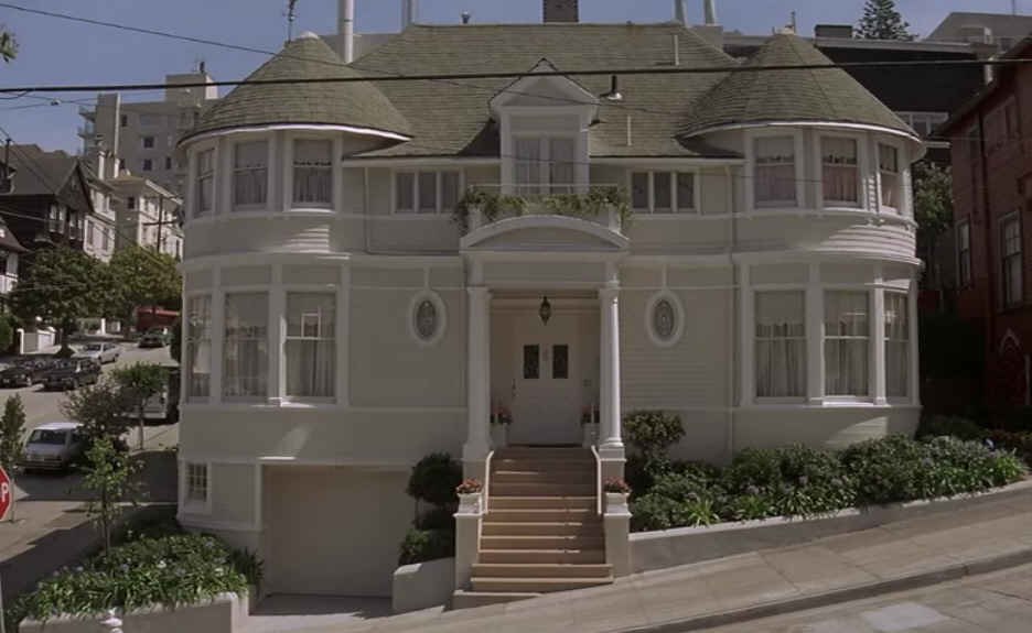 Mrs. Doubtfire house-wide shot
