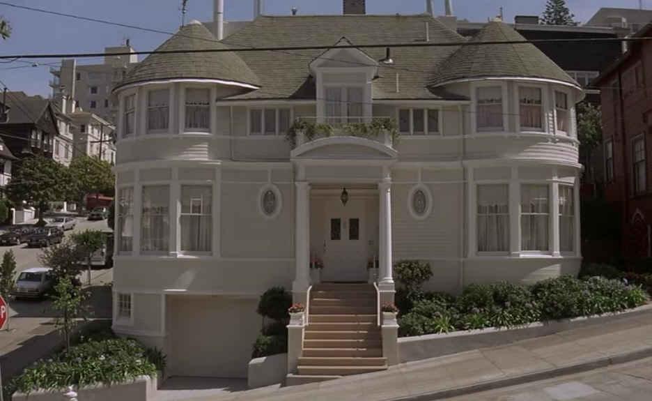 Mrs. Doubtfire house-wide shot