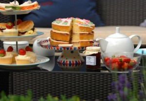 afternoon tea at Old Fox Cottage-Unique Home Stays