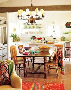 Kathryn Ireland-Ojai ranch-House Beautiful kitchen