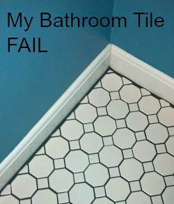 Master-Bath-tile-black-grout-FAIL-Hooked-on-Houses