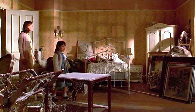 Miss Honey's childhood bedroom-Matilda - Hooked on Houses