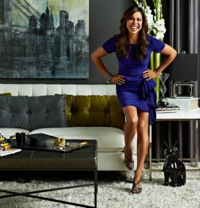 Taniya Nayak HGTV designer HomeGoods
