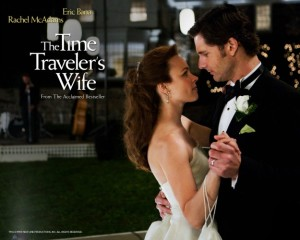 The Time Traveler's Wife Rachel McAdams Eric Bana movie poster