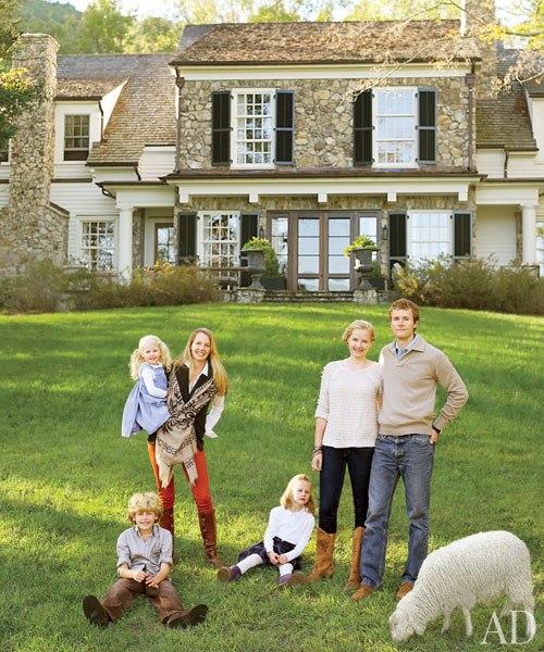 Blackberry Farm in Tennessee Suzanne Kasler AD 1