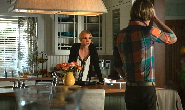Emily Thorne's kitchen in Revenge