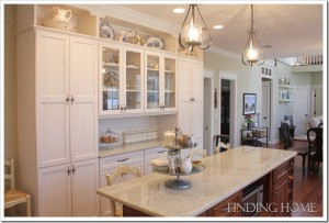 Finding Home-Laura's kitchen 3