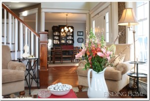 Finding Home-Laura's living room 2