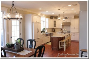 Finding Home-kitchen after reno