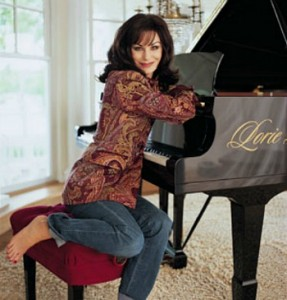 Pianist and musician Lorie Line