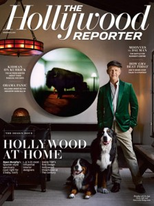 The Hollywood Reporter Ryan Murphy issue cover