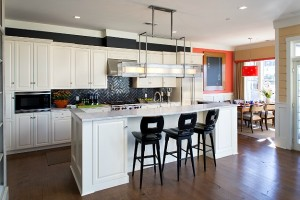 Westchester Magazine's American Dream Home-kitchen