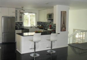 Frederique's white kitchen 1