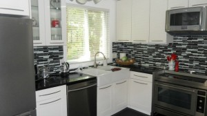 Frederique's white kitchen 2