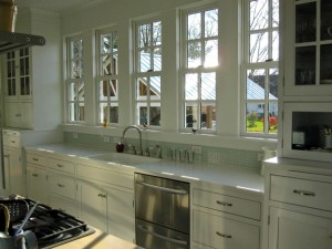 Kathleen's white kitchen 2