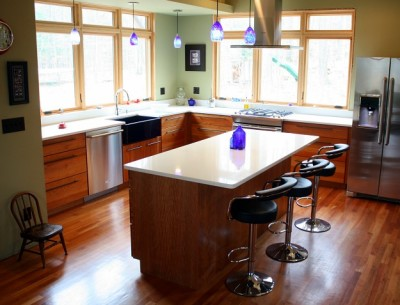 10 Readers' Kitchens That AREN'T White