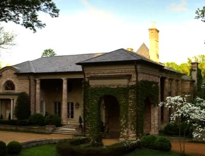 Nashville-Rayna's house on the show