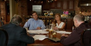 Nashville-Rayna's kitchen on the show