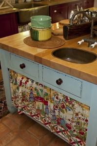 Penelope Bianchi's kitchen 4