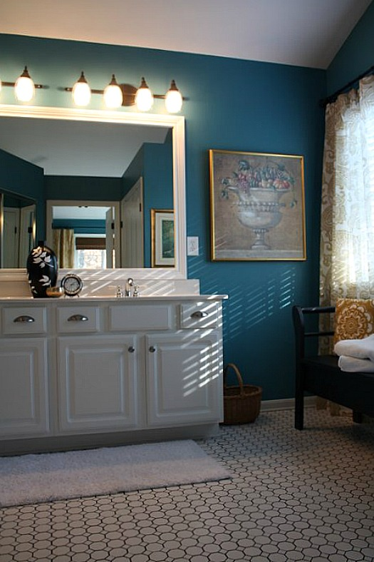 Finished bathroom ideas the reveal my master bathroom is for Finished bathroom ideas