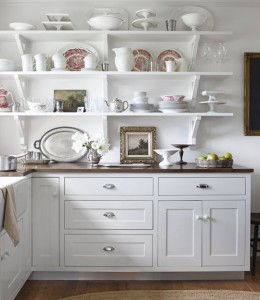 A Country Farmhouse kitchen-Christmas-CL