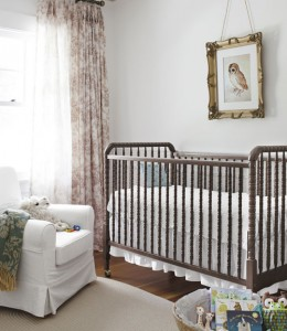 Country-Farmhouse nursery in Country Living