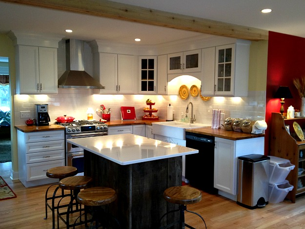 Before & After: How Maribeth Created Her Dream Kitchen on an IKEA
