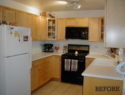 Before & After: How Maribeth Created Her Dream Kitchen on an IKEA Budget