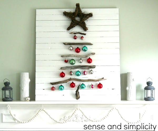 Wood craft for Christmas