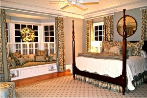 master bedroom-Lisa's Atlanta house