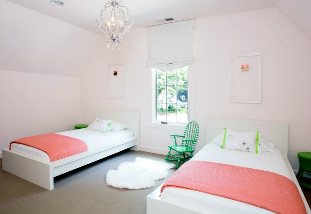 2582 Regents Walk Germantown TN pink bedroom