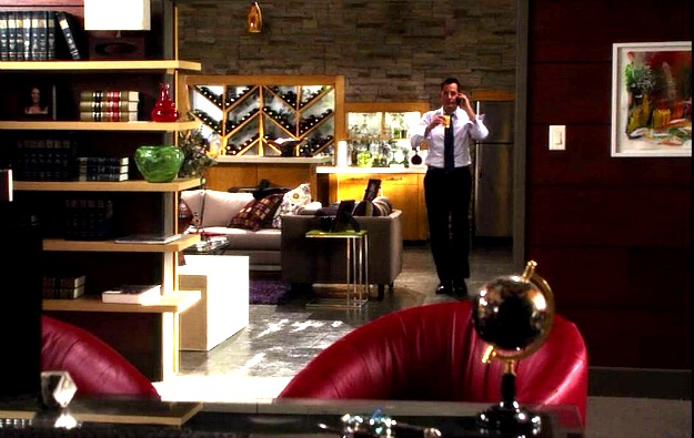 Adrian Pasdar Lying Game Madeline's house