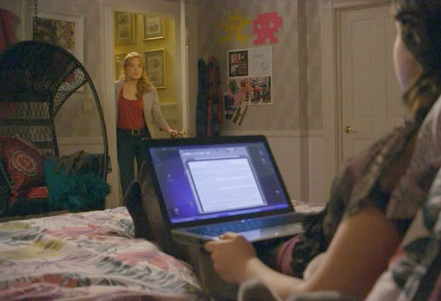 Bay's bedroom Switched at Birth
