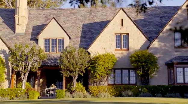 Kennish mansion on Switched at Birth 2