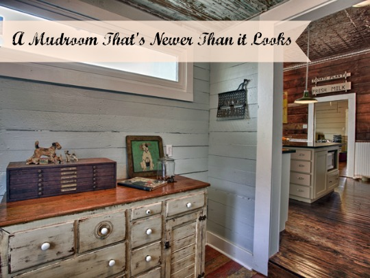 Kim's mudroom addition-Living Vintage