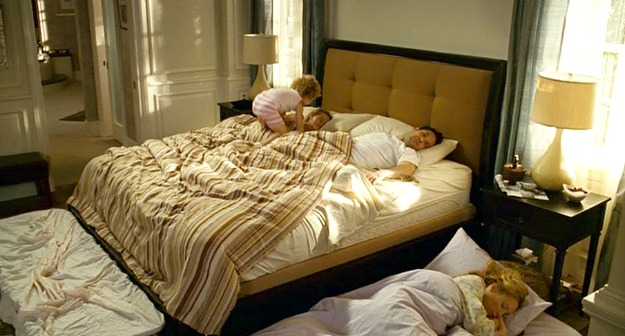 Knocked Up-Pete and Debbie's bedroom
