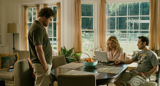 Knocked Up house-kitchen table