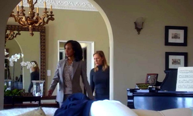 Olivia Pope S Apartment On Scandal 1 Hooked On Houses