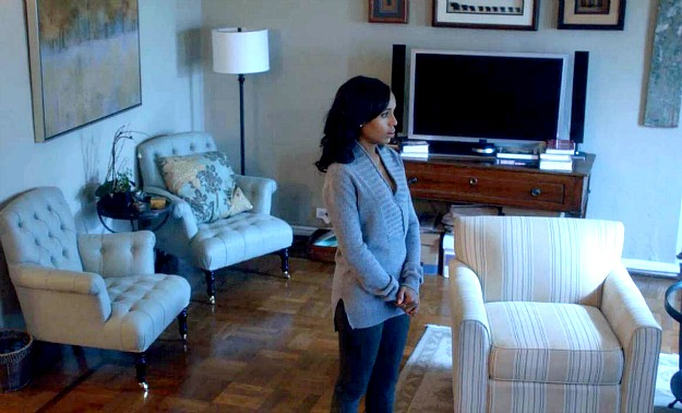 Olivia Pope S Apartment On Scandal Living Room 6